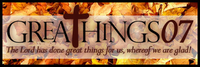What Great Things are YOU thanking God for this Thanksgiving?